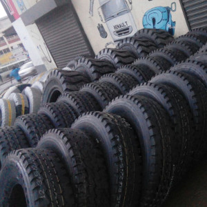Tyres Supply to Busia County